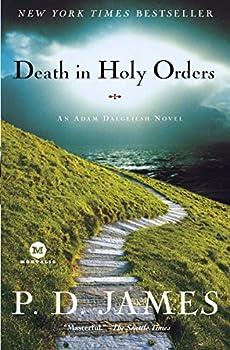Death in Holy Orders  Adam Dalgliesh Mystery Series #11