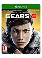 Gears 5 - Ultimate Edition (Xbox One) (輸入版)