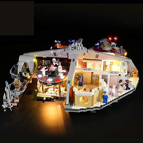 Led Beleuchtungsset Für Lego Star Wars Cloud City,Kompatibel Mit Lego 75222 Bausteinen Modell, Modell Nicht Enthalten