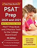PSAT Prep 2020 and 2021 with Practice Tests: PSAT Prep Book and 2