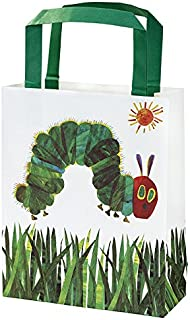 World of Eric Carle, The Very Hungry Caterpillar Party Supplies, Birthday Party Treat Bags, Paper, 8 Pack