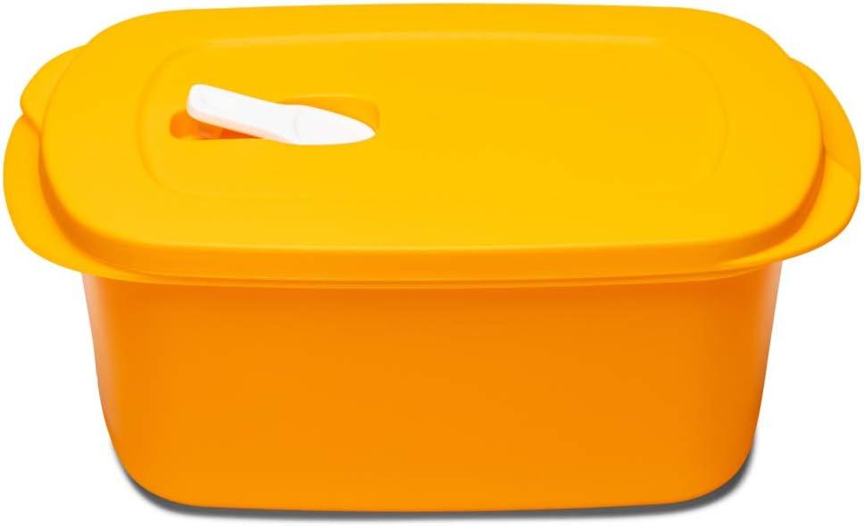 Tupperware Crystalwave Rectangular Storage Container 1700 Ml Ora