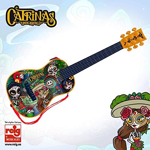 Claudio, Reig 5734, elektrische gitaar, meerkleurig