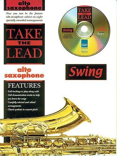 Alfred 12-0571526128 Tome la oscilaci-n de plomo (Saxo Alto / CD) - Music Book