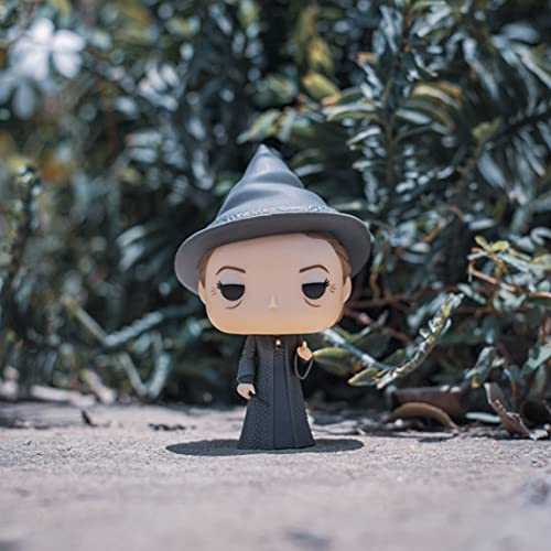 Funko Minerva McGonagall Figura de Vinilo, colección de Pop, seria Harry Potter, Talla única...