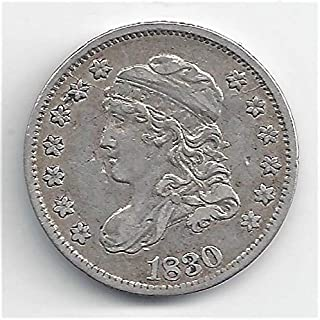 1830 Capped Bust Half Dime VF-30
