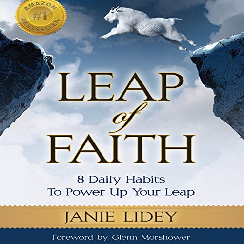 Leap of Faith audiobook cover art