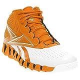 Reebok Zig Pro Future Women's Basketball Shoe (8.5, White/Orange)