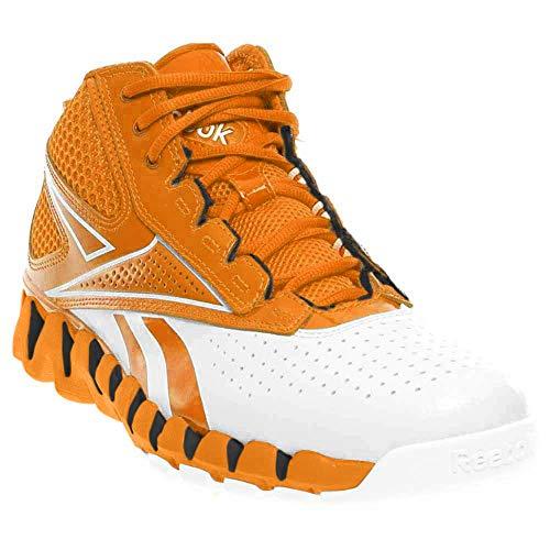 ReebokZig Pro Future-M - Zig Pro Future-m Damen, Orange (weiß/orange), 38.5 B(M) EU