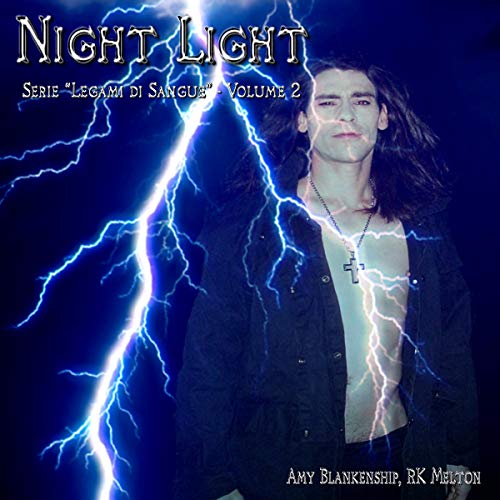 Night Light (Legami di Sangue - Volume 2) (Italian Edition) cover art