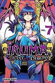 Iruma à l'école des démons, tome 7 par Osamu Nishi