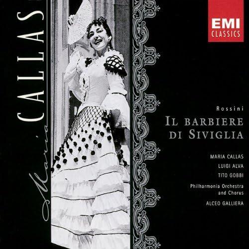 Maria Callas/Tito Gobbi/Philharmonia Orchestra/Alceo Galliera
