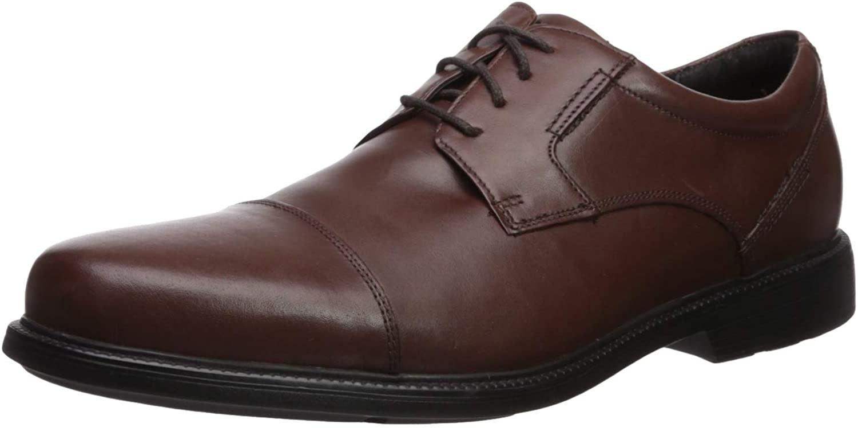 Rockport New sales Men's Essential Details Ii Captoe Oxford Popularity
