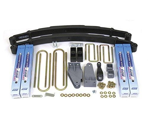 BDS 306H 4' Lift Fits 80-96 Ford F250 TTB 4WD Suspension Kit