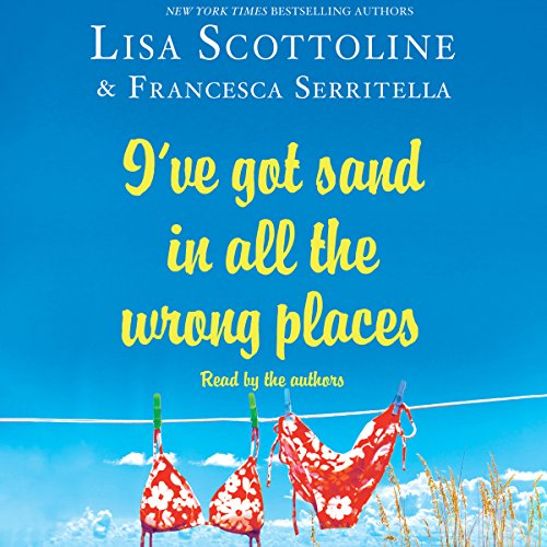 I've Got Sand in All the Wrong Places Titelbild