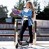 MINIKID Electric Scooter for Adult Kids, 31Inch 120W Foldable Portable...
