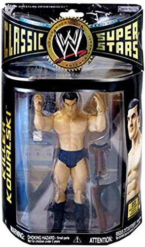 WWE Jakks Pacific Wrestling Classic Superstars Series 12 Action Figure Ticket Giveaway CHASE FIGURE Killer Kowalski