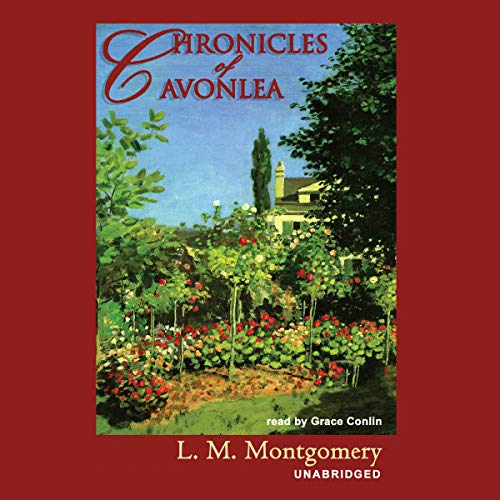 Chronicles of Avonlea copertina