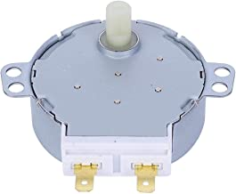 AC Synchronous Motor, Wear-Resistance 2PCS TYJ50-8A7, HQXRTEK Corrosion-Resistance for Microwave Oven Tray Rotation