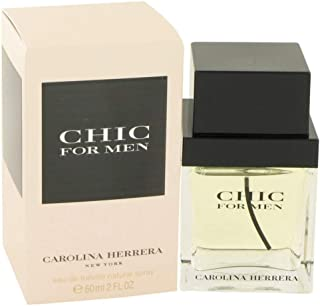 Carolina Herrera Chic For Men Edt Vapo 60 Ml - 60 ml
