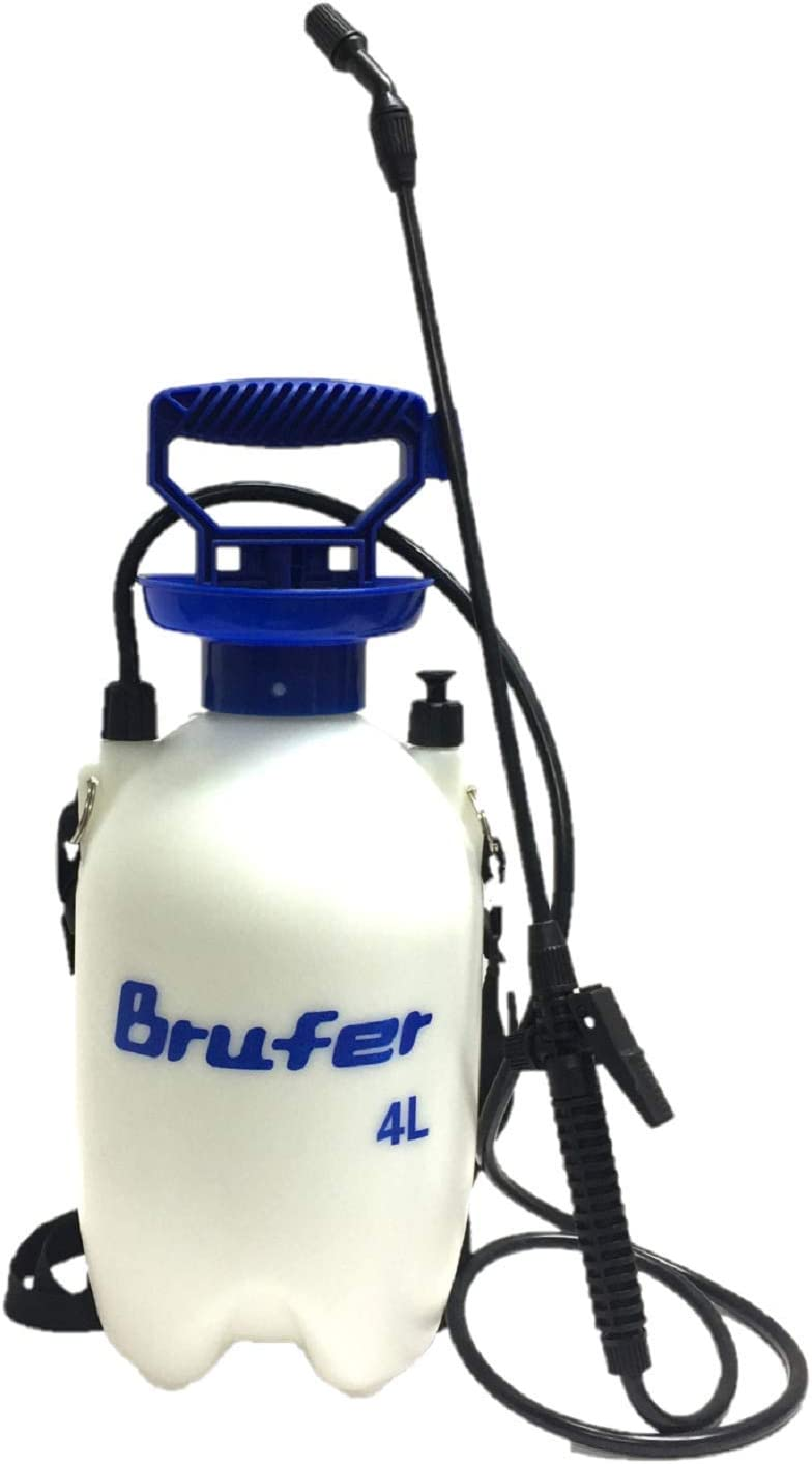 BRUFER 72022 Sprayer for Lawns and Gardens famous service or Decks Si Cleaning