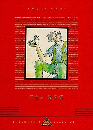 The BFG (Everyman's Library Children's Classics Series)