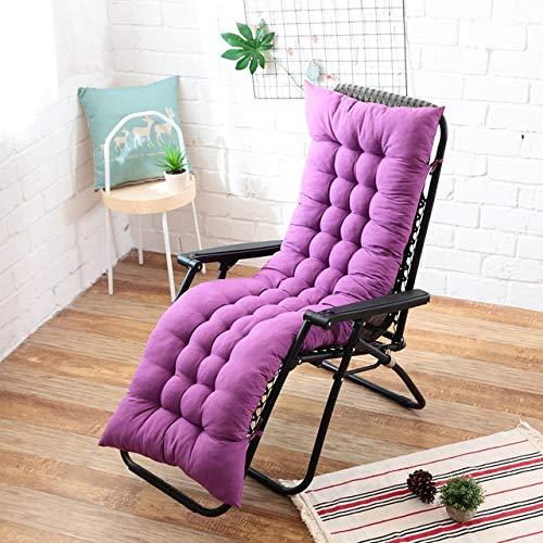 RAQ Kussen, lang, stoel, kantelbaar, dik, schommelstoel, opvouwbaar, kussen voor ligbank, zitkussen, tuin tapijt 48x125cm 8