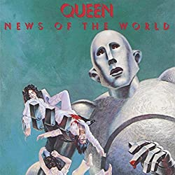 Monster Robot Rock from Queen and News Of The World album on BoomerSwag!