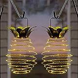 smggt 2pcs Solar Lantern Lights ...