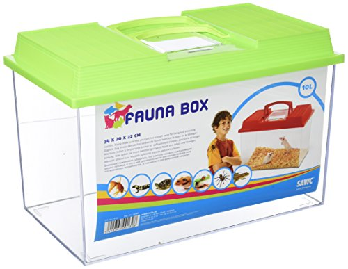 Beeztees 850923 Faunabox 10 L, L, 34 x 20 x 22 cm