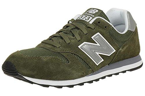 New Balance Herren 373 Core Sneaker Low-top, Grün (Olive), 46.5 EU