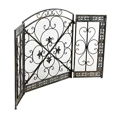 Read About Fireplace Screen Living Room European Fireplace Screen Fire Bar Fireplace Core Embedded w...