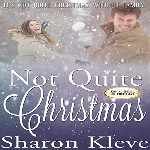 Not Quite Christmas audiobook cover art