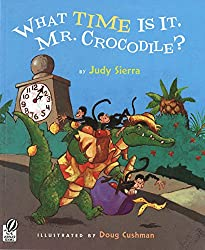 what time is it, mr crocodile - telling time book