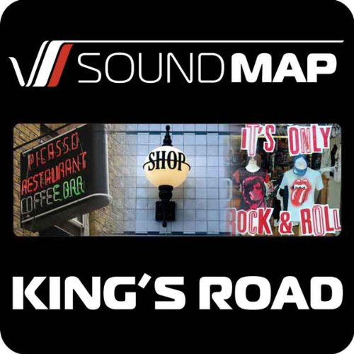 Soundmap King's Road cover art