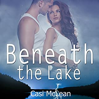 Beneath the Lake audiobook cover art