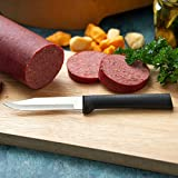 Rada Cutlery Paring Knife Blade Stainless Steel Resin, 6-3/4 Inches,...
