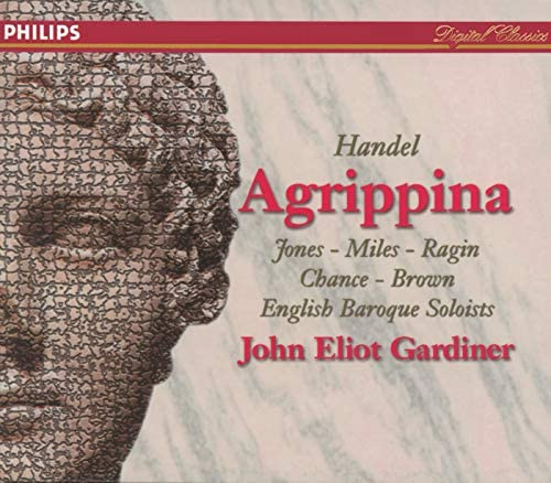 Donna Brown, Della Jones, Michael Chance, Derek Lee Ragin, Alastair Miles, English Baroque Soloists & John Eliot Gardiner