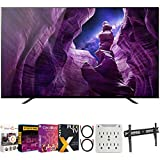 Best Oled Tvs - Sony XBR65A8H 65-inch A8H 4K OLED Smart TV Review