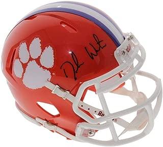 Deshaun Watson Autographed Signed Clemson Tigers Speed Mini Helmet - PSA/DNA Authentic
