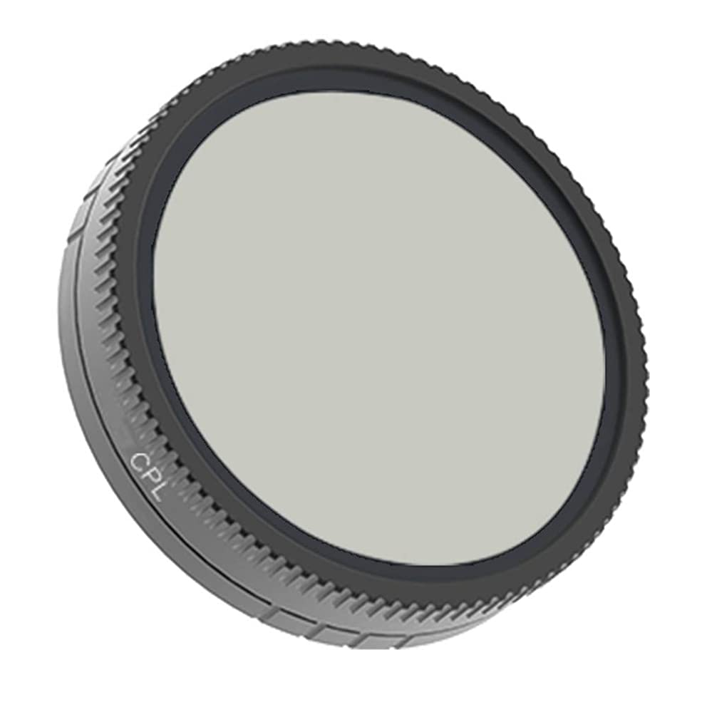TANGON CPL Camera Lens Filters Magnet Optical Glass Lenses Lens Filters Compatible with DJI Osmo Action Camera
