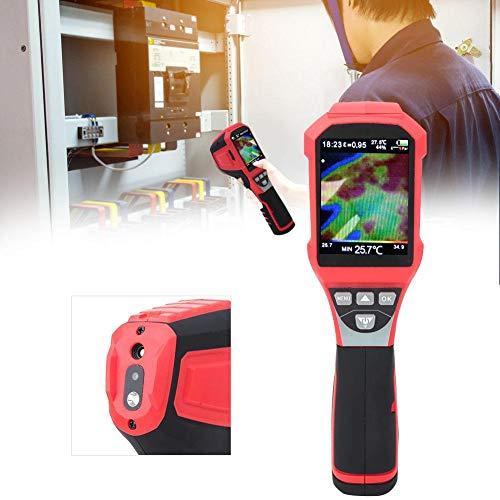 Cámara termográfica infrarroja (IR), cámara portátil de
