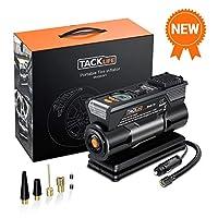 TACKLIFE M1 Compresor Aire Coche, 40L / Min Inflador Digital, 12V 150PSI Poco...