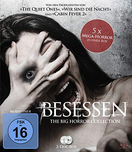 Besessen - The Big Horror Collection (5 Horrorfilme in einer Box) [Blu-ray]