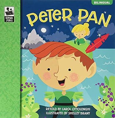 Peter Pan (Keepsake Stories, Bilingual) (English and Spanish Edition)