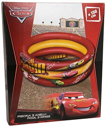Mondo - A1100227 - Piscine gonflable Cars - D150 cm