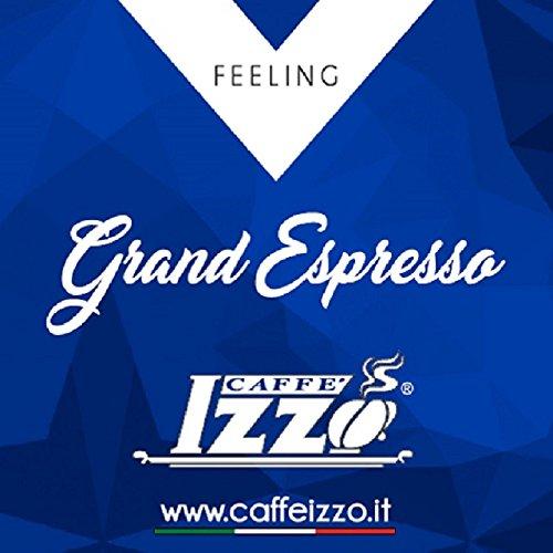 150 Cialde Caffe Izzo Miscela Grand Espresso