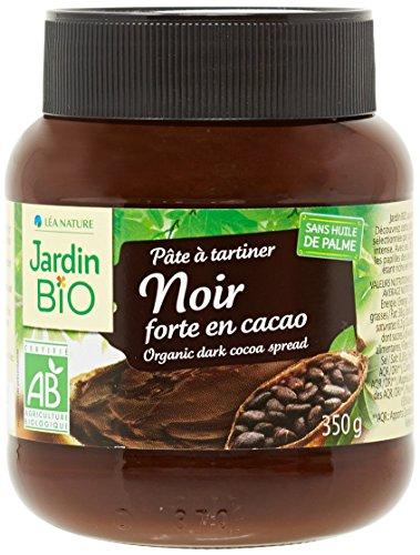 Jardin BiO étic Pâte à tartiner Noir