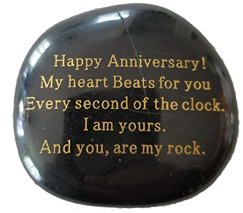 Anniversary Gift'Happy Anniversary! My heart Beats for you Every second of the clock. I am yours....