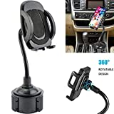 Marrrch Car Phone Mount,Newest 360 Degree [Adjustable Distance] Cell...